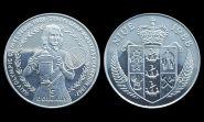 Ниуэ 5 долларов 1988 Отличная Олимпийские игры Теннис aUNC