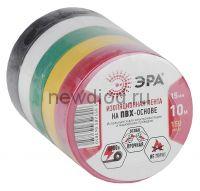 ПВХ-изолента  ЭРА ПВХ-изолента 15мм*10м  5цветов