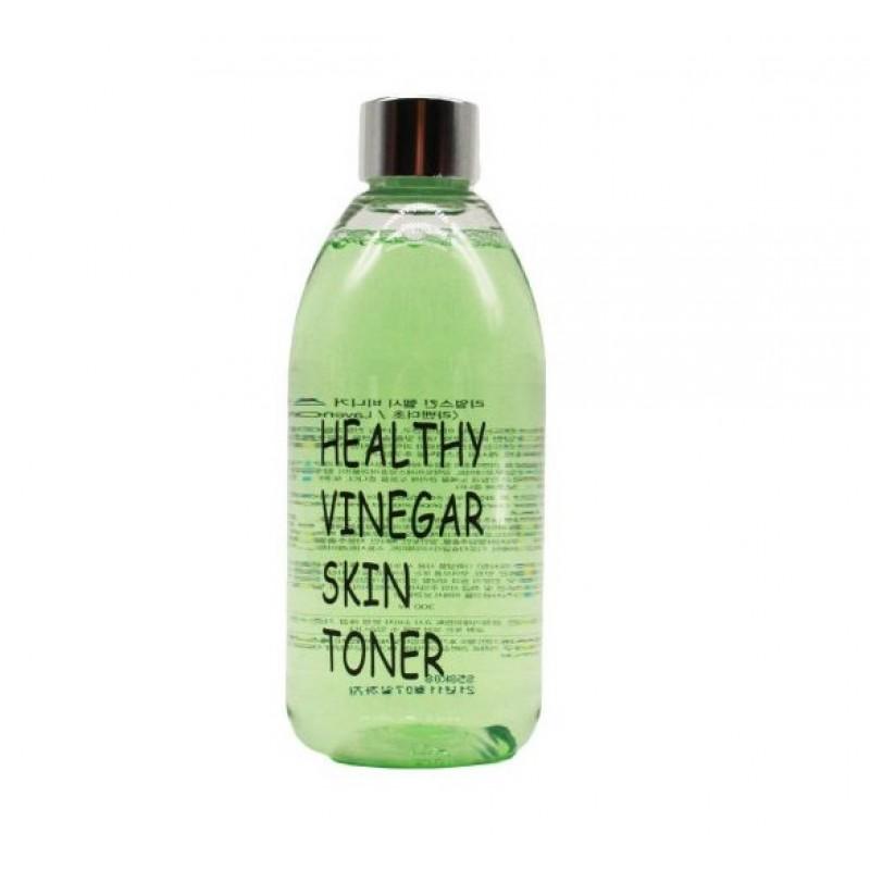 Успокаивающий слабокислотный тонер с лавандой Realskin Healthy Vinegar Skin Toner, 300 мл