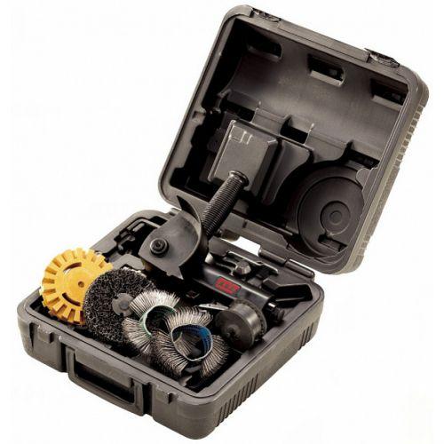 Машинка системы MBX для удаления ржавчины c комплектом принадлежностей MIGHTY SEVEN QB-0808