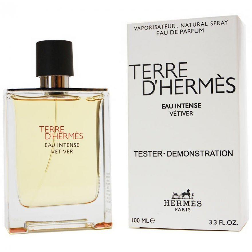 Tester Terre D'Hermes Eau Intense Vetiver 100 мл