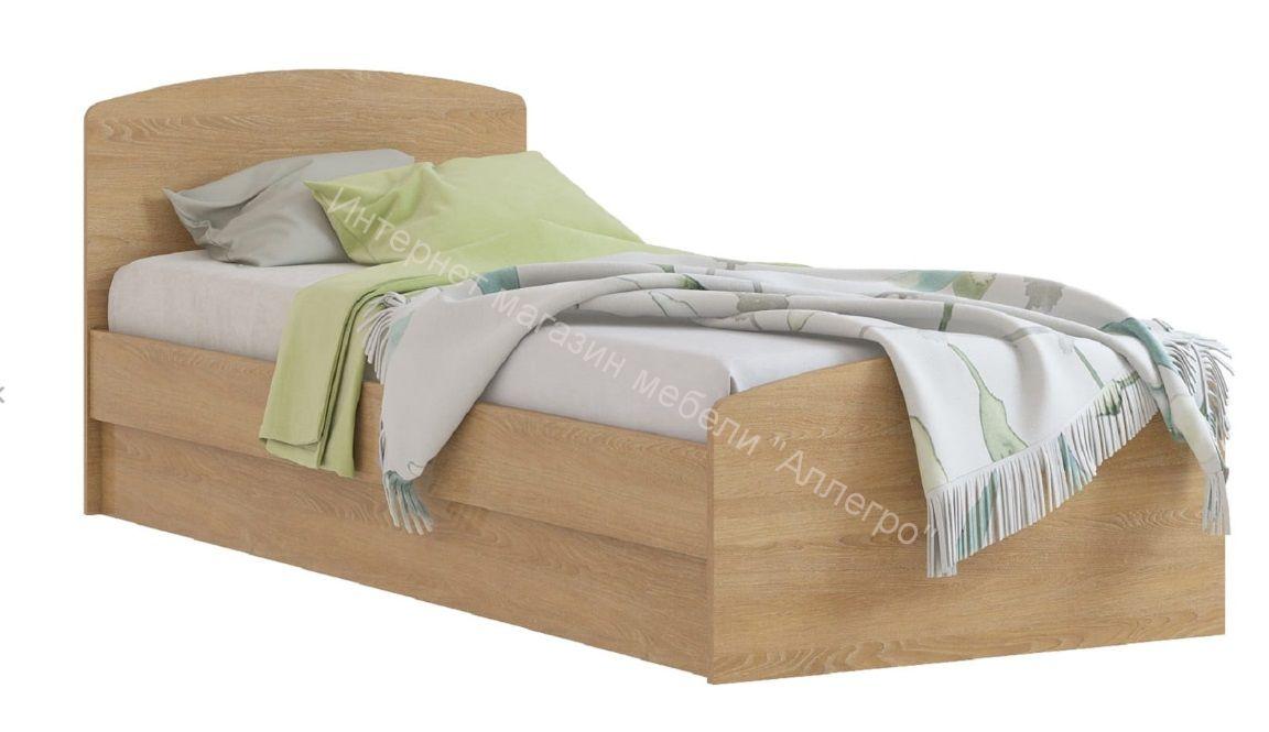 """Кровать """"Ирина"""" 800 (жесткое основание)"""