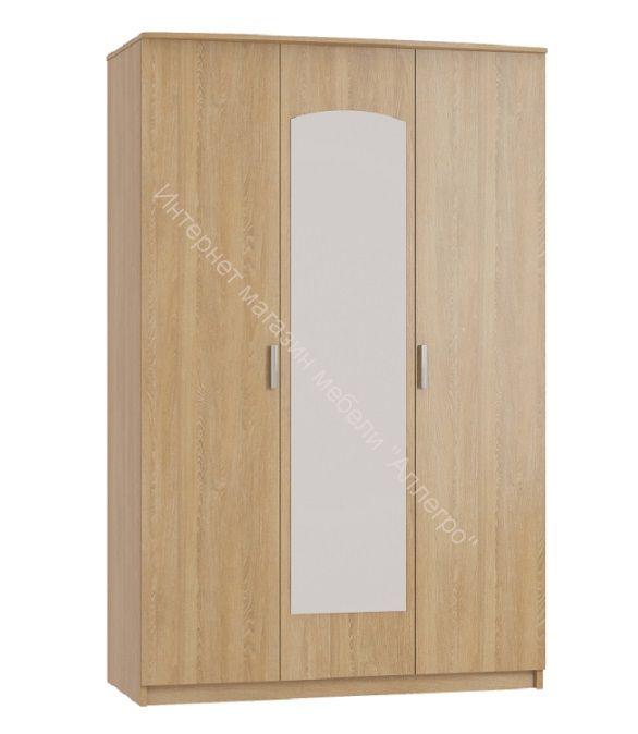 """Шкаф """"Ирина"""" 3-х дверный"""