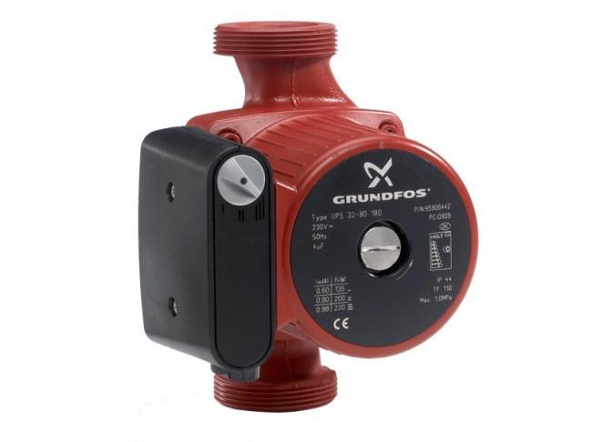Насос циркуляционный Grundfos UPS 32-80 180