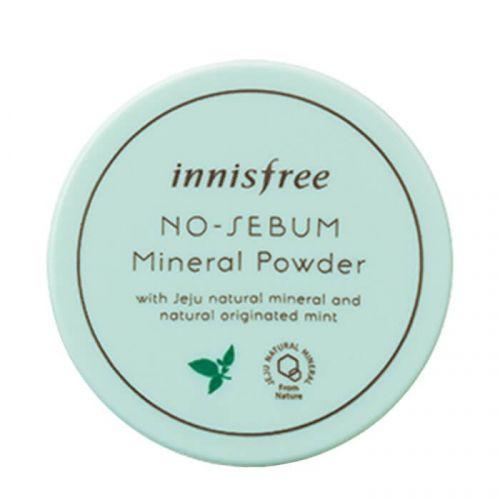 Матирующая пудра Innisfree No Sebum Mineral Powder