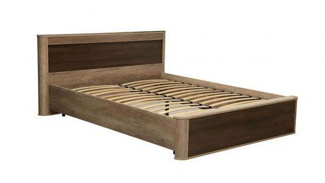 Кровать двуспальная 34.26 - 01 Фантазия с подъемным механизмом (1400)