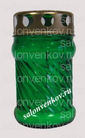 Неугасимая лампада зеленая