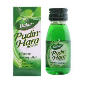 Pudin Hara (Пудин Хара) - мятные капли от несварения желудка