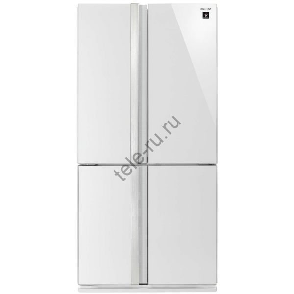 Холодильник (Side-by-Side) Sharp SJ-GX98PWH