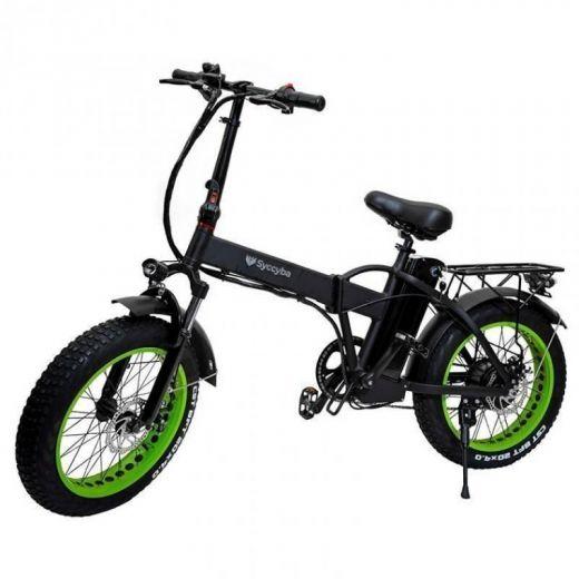 Электровелосипед Syccyba H1 Pro