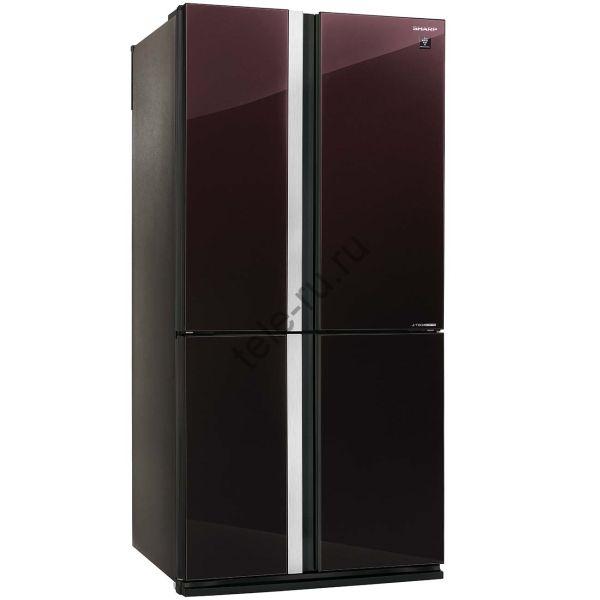 Холодильник (Side-by-Side) Sharp SJ-GX98PRD