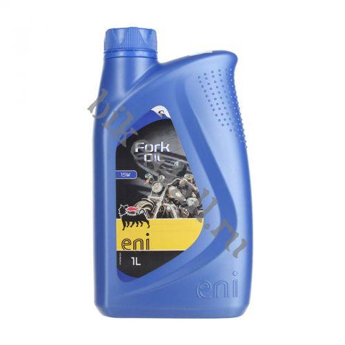 Масло вилочное Agip/Eni Fork Oil 15W 1л