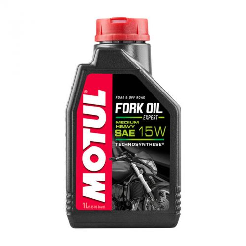 Масло вилочное MOTUL Fork Oil Expert medium/heavy 15W