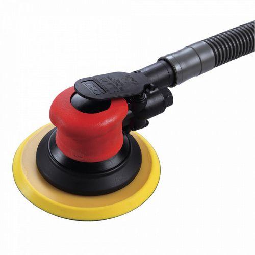 Пневматическая орбитальная шлифовальная машина 150 мм, 10000 об/мин MIGHTY SEVEN QB-47602