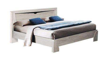 Кровать 33.08 - 01 Лючия c настилом (1400)