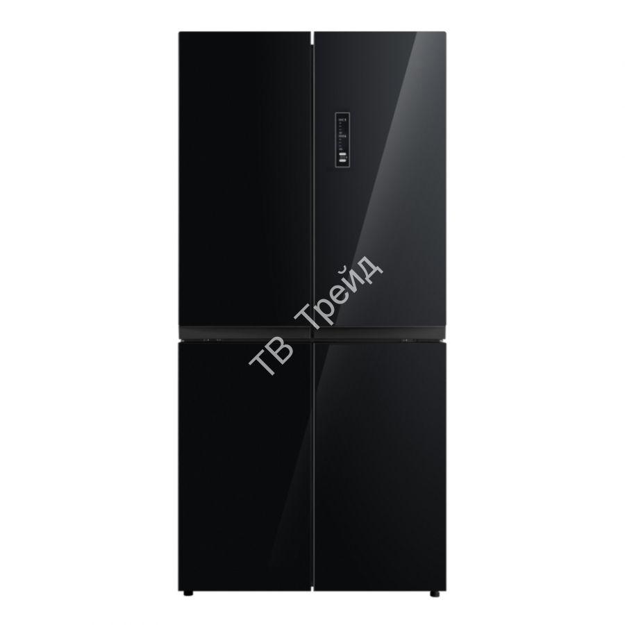 Четырехдверный холодильник Korting KNFM 81787 GN