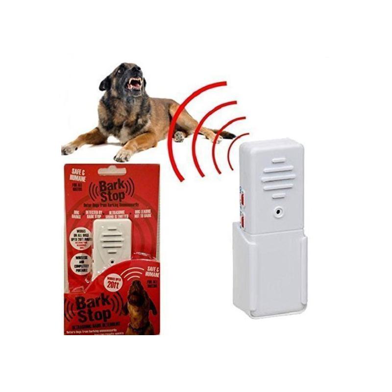 Ультразвуковой антилай для собак Bark Stop