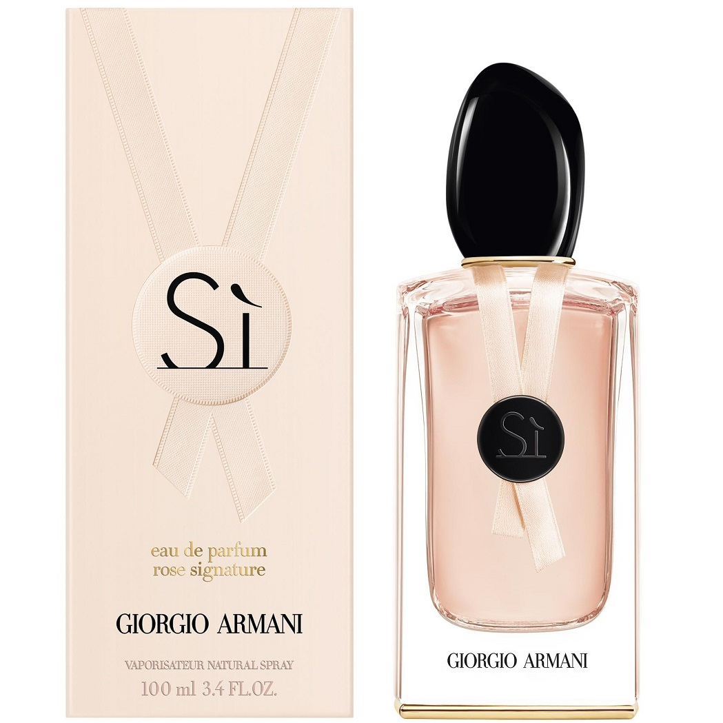 "GIORGIO ARMANI ""Si Rose Signature II"", 100 ml"