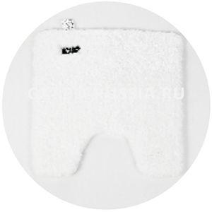 Комплект ковриков для ванной белый Gappo G85602