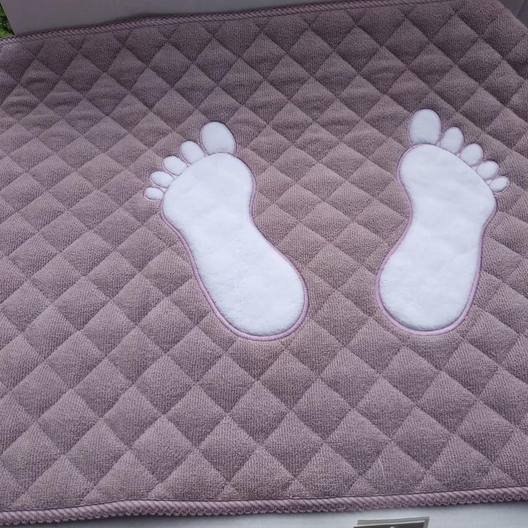 Коврик-полотенце для ног