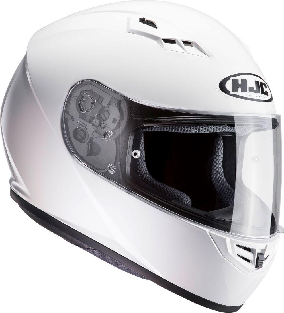 HJC CS15 WHITE