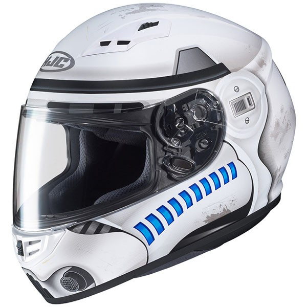 HJC CS15 STORMTROOPER STARWARS MC10SF