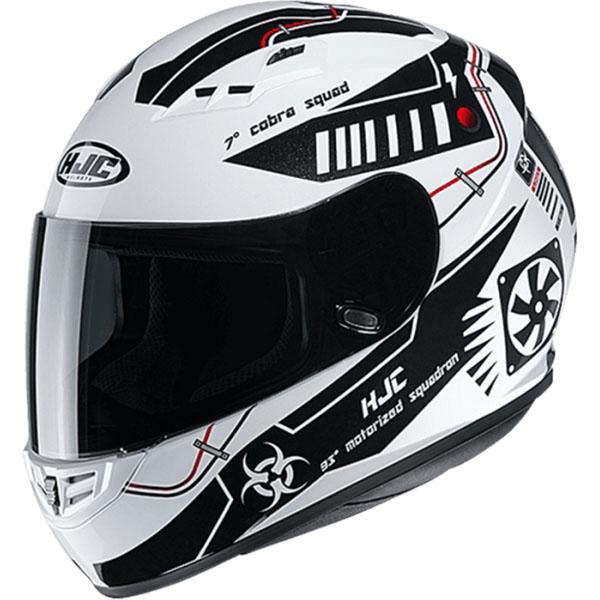 HJC CS15 TAREX MC10