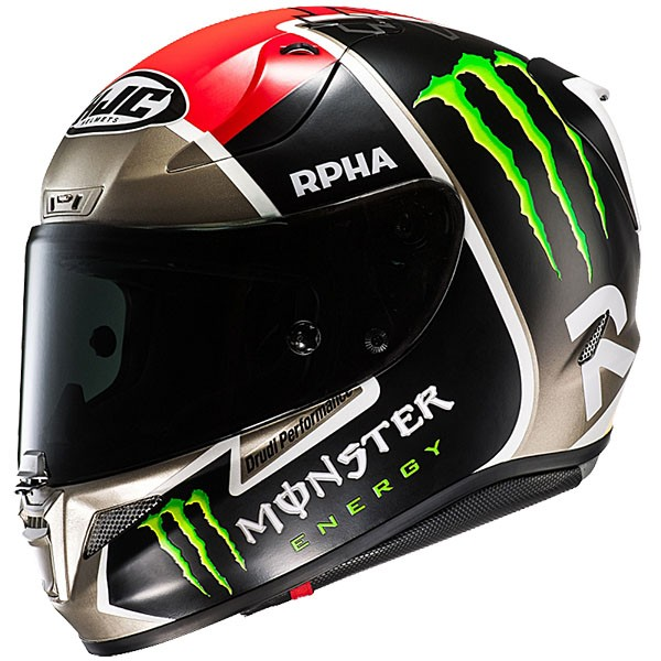 HJC RPHA 11 JONAS FOLGER REPLICA MC1SF