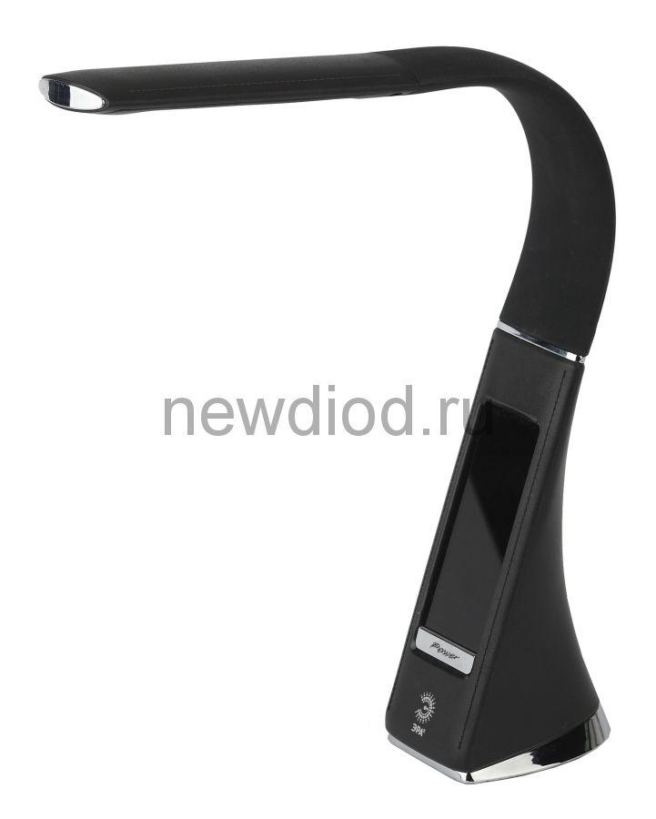 Настольный светильник NLED-461-7W-BK черный ЭРА
