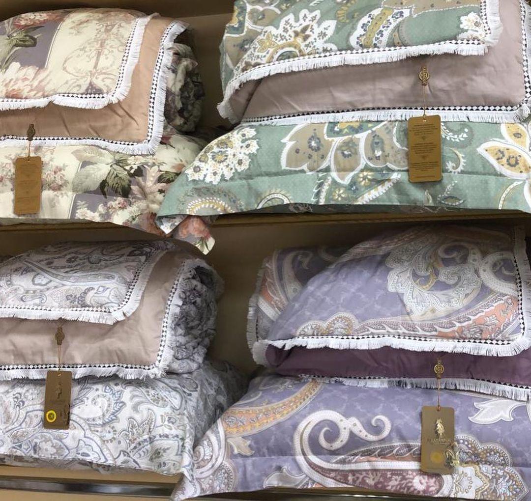 Постельное белье с воздушным одеялом вместо пододеяльника
