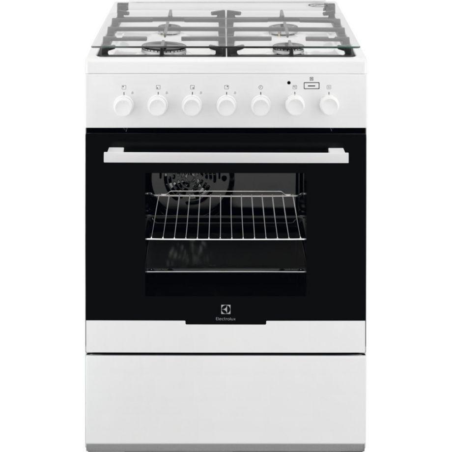 Газовая плита с электрической духовкой Electrolux EKK 961900 W