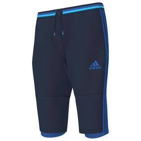 Детские футбольные бриджи adidas Condivo 16 3/4 Pants Young тёмно-синие