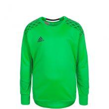 Детский вратарский свитер adidas Onore 16 Goalkeeper зелёный