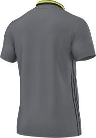Футболка-поло adidas Condivo 16 ClimaLite Polo серая