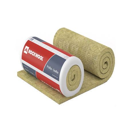 Rockwool WIRED MAT 80 (40 мм)