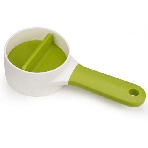 Терка спиралайзер компактная SpiroGo зеленая