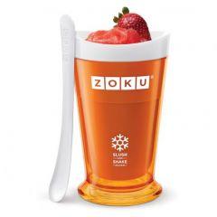 Форма для холодных десертов Slush & Shake оранжевая