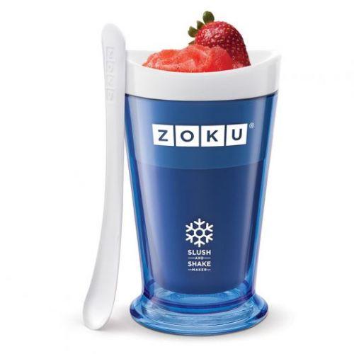 Форма для холодных десертов Slush & Shake синяя