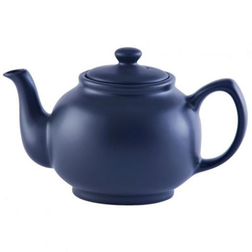Чайник заварочный Matt Glaze 1,1 л синий