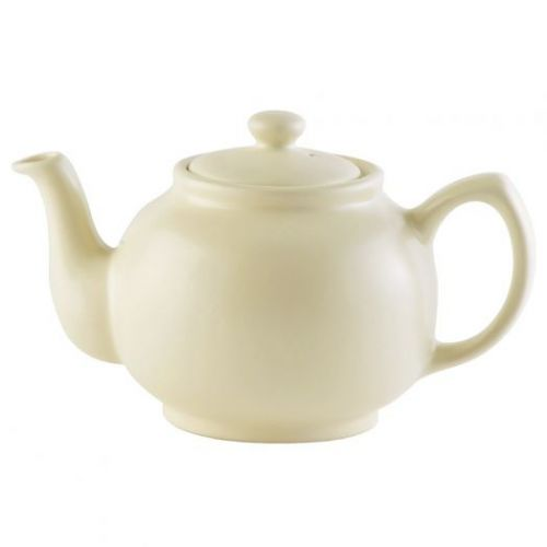Чайник заварочный Matt Glaze 450 мл кремовый