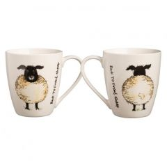 Чашка Back To Front Sheep 350 мл