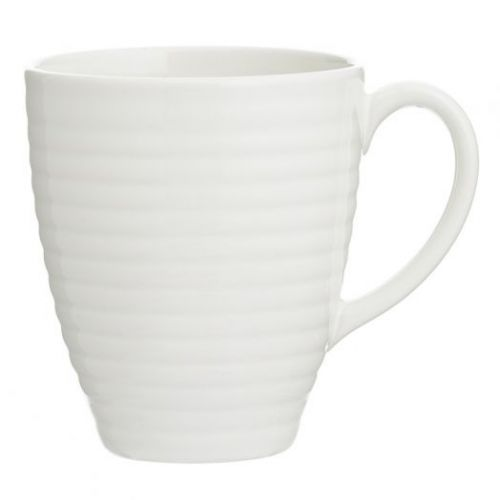 Чашка Living 350 мл кремовая