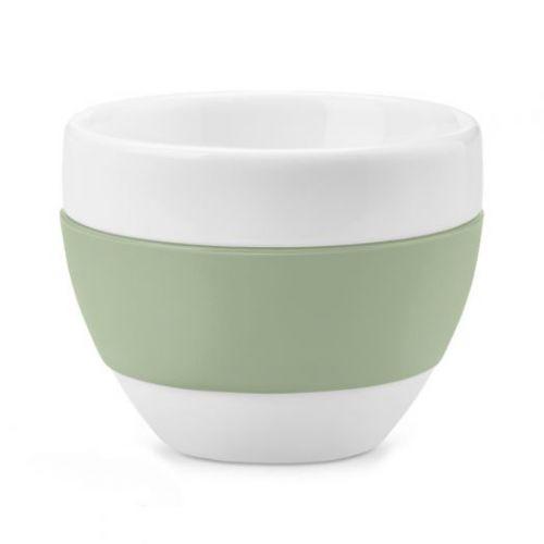 Чашка для капучино AROMA, 100 мл, эвкалиптовая