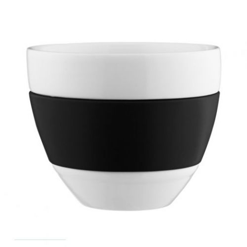 Чашка для латте AROMA,300 мл, чёрная