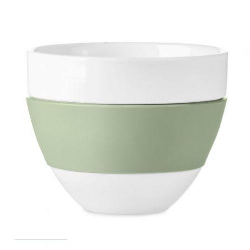 Чашка для латте AROMA,300 мл, эвкалиптовая