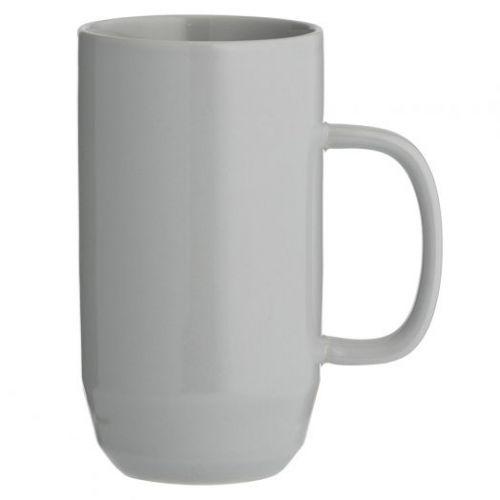 Чашка для латте Cafe Concept 550 мл серая