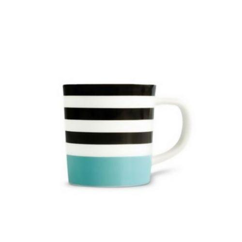 Чашка для эспрессо с блюдцем Remember, Black Lines, 75 мл