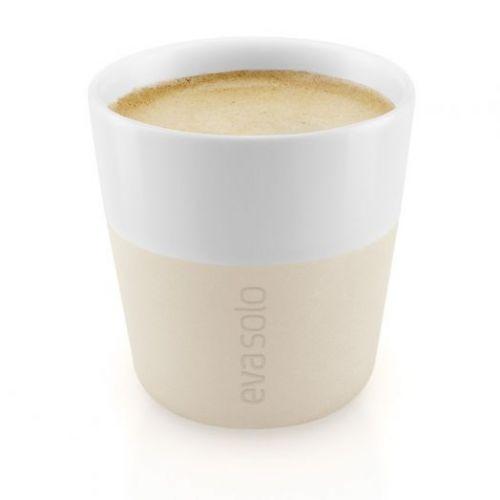 Чашки для эспрессо 2 шт 80 мл бежевый