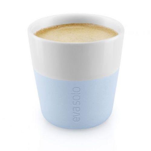 Чашки для эспрессо 2 шт 80 мл голубой