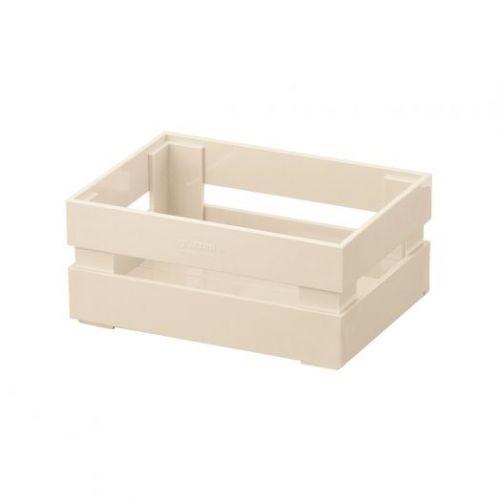 Ящик для хранения Tidy & Store S 15,3x11,2x7 см бежевый